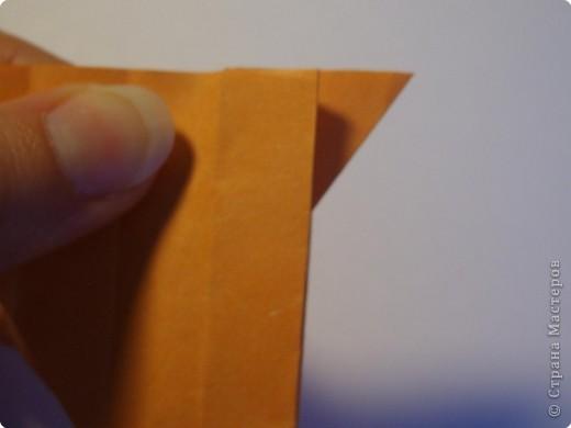 Мастер-класс Оригами МК Цветы Бумага фото 62