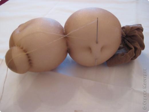 Куклы Мастер-класс Шитьё Радужные пупсы Капрон Сутаж тесьма шнур фото 17