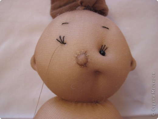 Куклы Мастер-класс Шитьё Радужные пупсы Капрон Сутаж тесьма шнур фото 25