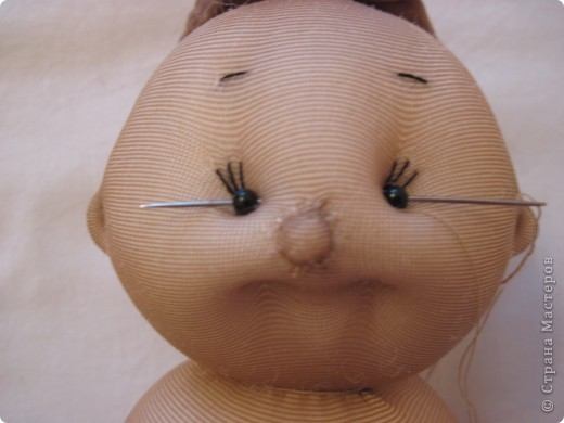 Куклы Мастер-класс Шитьё Радужные пупсы Капрон Тесьма шнур фото 27