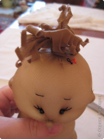 Куклы Мастер-класс Шитьё Радужные пупсы Капрон Тесьма шнур фото 56