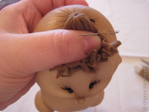Куклы Мастер-класс Шитьё Радужные пупсы Капрон Сутаж тесьма шнур фото 57