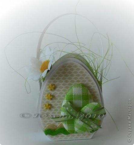 Упаковка Пасха Вырезание Пасхальные сувениры с продолжением Бумага фото 8
