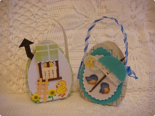 Упаковка Пасха Вырезание Пасхальные сувениры с продолжением Бумага фото 1
