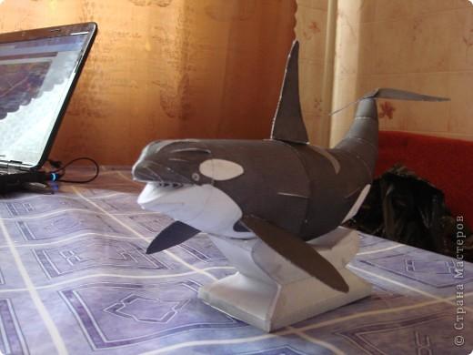 Поделка изделие Оригами папер крафт мои работы Бумага фото 3