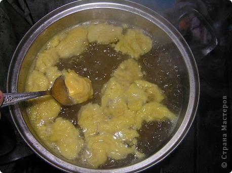 Кулинария Мастер-класс Рецепт кулинарный Мои любимые клёцки Продукты пищевые фото 12