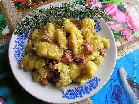 Кулинария Мастер-класс Рецепт кулинарный Мои любимые клёцки Продукты пищевые фото 1