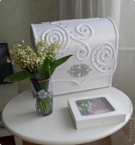 Мастер-класс Свадьба Киригами pop-up Моделирование Свадебная казна МК Бумага фото 1