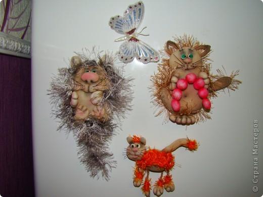Куклы Шитьё Котофеи и котофеечки Капрон фото 12