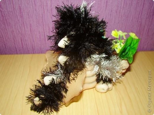 Куклы Новый год Шитьё Скоро Новый год  Капрон фото 7