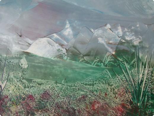 Картина панно рисунок Энкаустика Энкаустика Картон фото 3