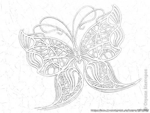 Украшение Вырезание Бабочки Бумага фото 4