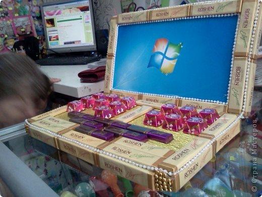 Свит-дизайн День учителя Моделирование конструирование ноутбук Бумага гофрированная фото 2