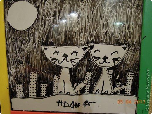 Кошки в мире творчества:) Dscn2242