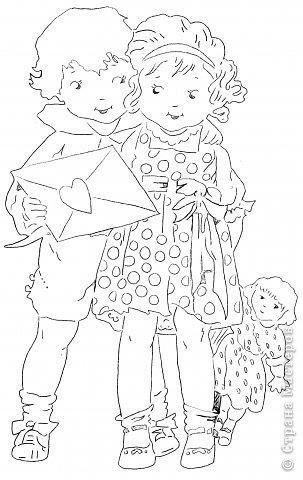 Картина панно рисунок Валентинов день Вырезание Валентинка Бумага фото 21