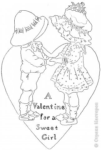 Картина панно рисунок Валентинов день Вырезание Валентинка Бумага фото 20