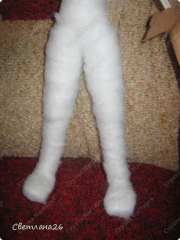 Мастер-класс Шитьё Кукла для детской + мастер-класс каркас для куклы  фото 14