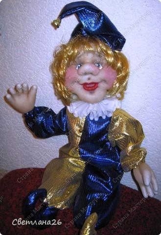 Мастер-класс Шитьё Кукла для детской + мастер-класс каркас для куклы  фото 1