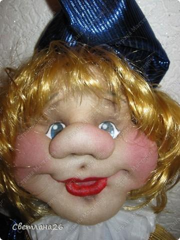 Мастер-класс Шитьё Кукла для детской + мастер-класс каркас для куклы  фото 2