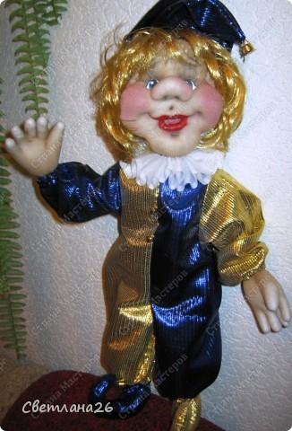 Мастер-класс Шитьё Кукла для детской + мастер-класс каркас для куклы  фото 4