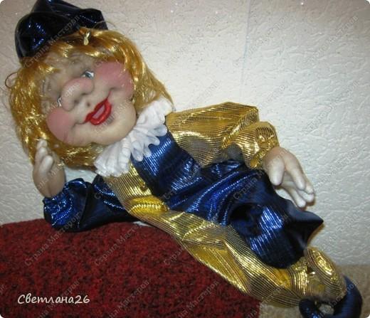 Мастер-класс Шитьё Кукла для детской + мастер-класс каркас для куклы  фото 7