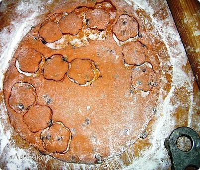 Кулинария Мастер-класс Рецепт кулинарный Печенье постное + МК Продукты пищевые фото 7