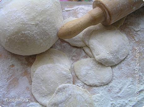 Кулинария Мастер-класс Рецепт кулинарный Вареники любительские + мини МК Продукты пищевые фото 2