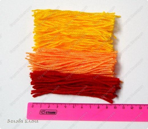 Мастер-класс Вязание крючком Солнышко Пряжа фото 21