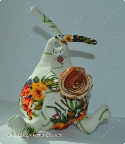 Игрушка Шитьё Толстые кофейные коты Выкройка Клей Кофе Пряжа Пуговицы Ткань Фарфор холодный Шпагат фото 12
