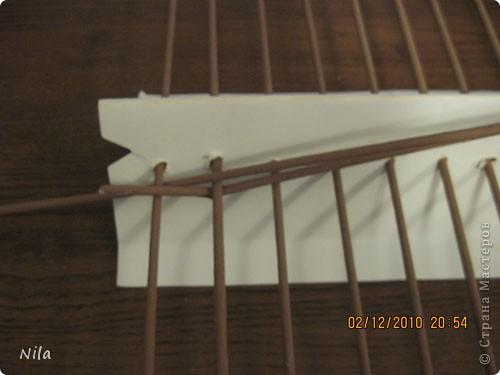 Плетение квадратной (прямоугольной ) коробки Izobrazhenie_070