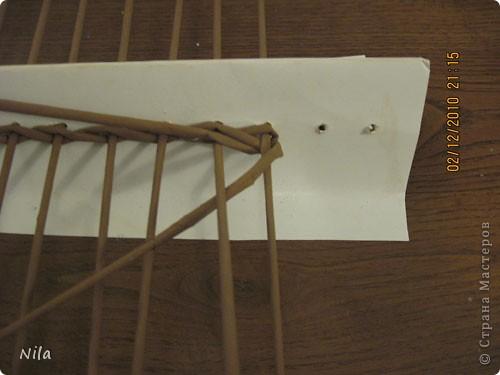 Плетение квадратной (прямоугольной ) коробки Izobrazhenie_074_0
