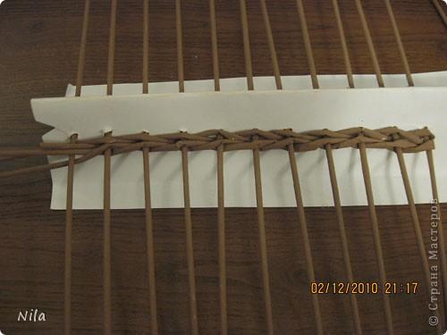Плетение квадратной (прямоугольной ) коробки Izobrazhenie_077_0