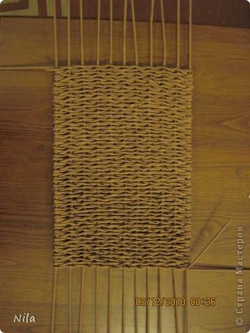 Плетение квадратной (прямоугольной ) коробки Izobrazhenie_083
