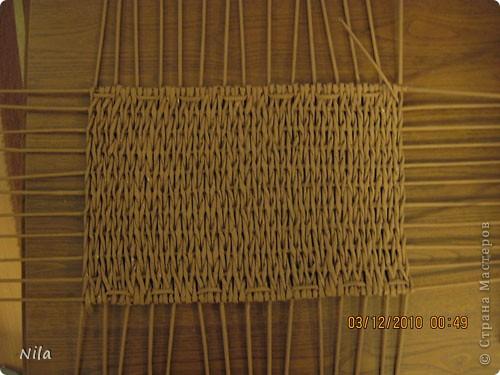 Плетение квадратной (прямоугольной ) коробки Izobrazhenie_085