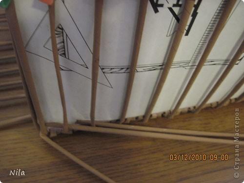 Плетение квадратной (прямоугольной ) коробки Izobrazhenie_088