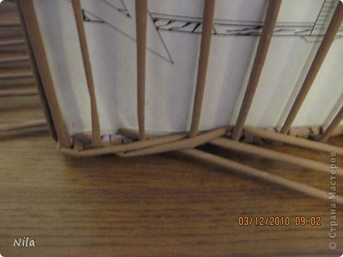 Плетение квадратной (прямоугольной ) коробки Izobrazhenie_090