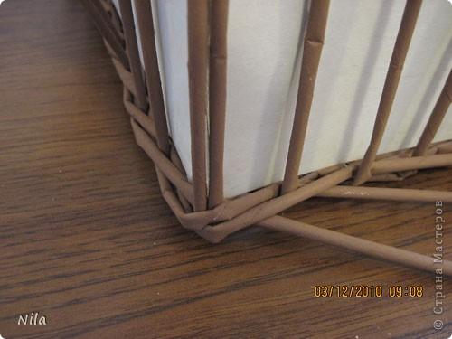 Плетение квадратной (прямоугольной ) коробки Izobrazhenie_093