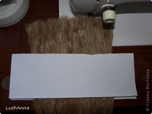 Куклы Мастер-класс Шитьё МК по созданию куклы Замарашка  Часть 2 Капрон фото 54