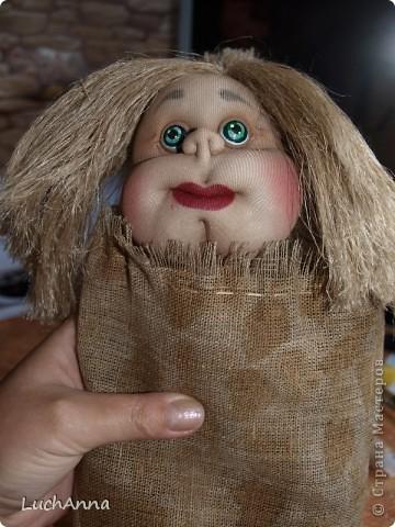 Куклы Мастер-класс Шитьё МК по созданию куклы Замарашка  Часть 2 Капрон фото 86