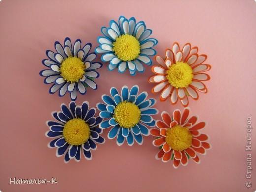 Мастер-класс Бумагопластика Цветы Бумага фото 2