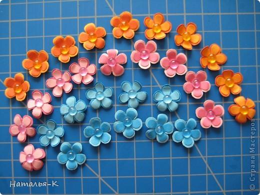 Мастер-класс Бумагопластика Цветы Бумага фото 5
