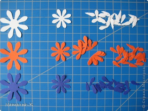 Мастер-класс Бумагопластика Цветы Бумага фото 6