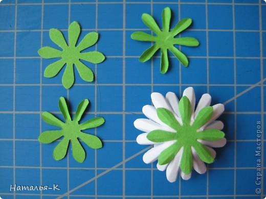 Мастер-класс Бумагопластика Цветы Бумага фото 14