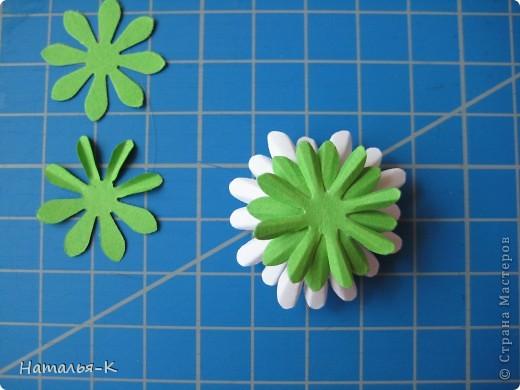 Мастер-класс Бумагопластика Цветы Бумага фото 15
