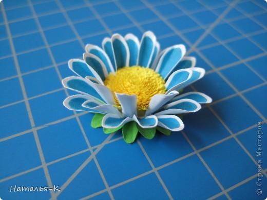 Мастер-класс Бумагопластика Цветы Бумага фото 16