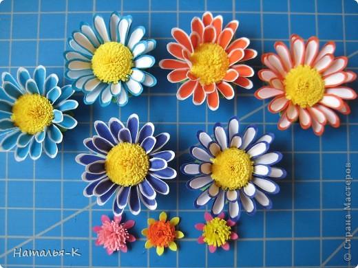 Мастер-класс Бумагопластика Цветы Бумага фото 18