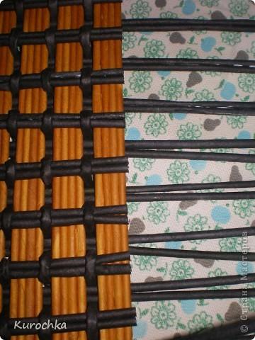 Плетение квадратного дна 14