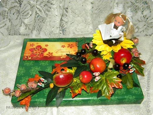 Свит-дизайн Упаковка День учителя Коллаж Моделирование конструирование Подарок учителю  фото 1