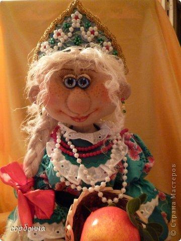 Куклы Шитьё ароматизированная кукла Луша Ткань фото 3