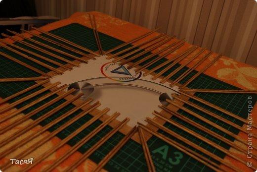 Поделка изделие Плетение Пробуем прямоугольное плетеное дно 3-месячной годовщине плетения посвящается Бумага фото 31